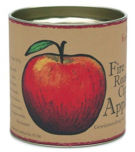 Feuer & Glas Gewürzmischung Fire roasted Cinnamon Apple Spice (10 Stück à 4,50€)