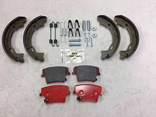 NTY Rear Brake Pads SET 5142560AA 300C 2005-2016// Charger 2006-2016