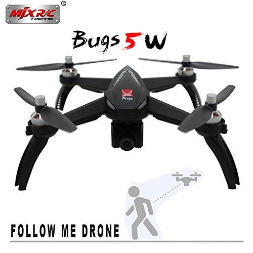 MJX Bugs 5W B5W 1080P 5G WiFi FPV Camera GPS RC Drone Quadcopter...
