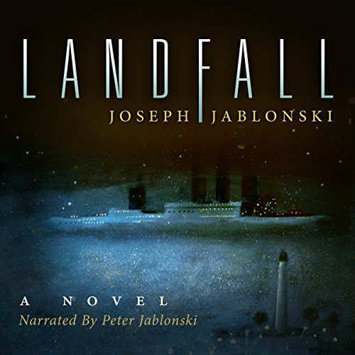 Landfall audiobook cover art