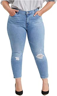 Levi's Plus-Size 711 Skinny Jeans Mujer