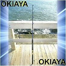 OKIAYA COMPOSIT 100-120LB Blueline Series Saltwater Big Game Roller Rod