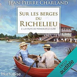 Page de couverture de Sur les berges du Richelieu
