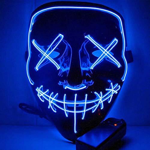 - Purge-maske Halloween