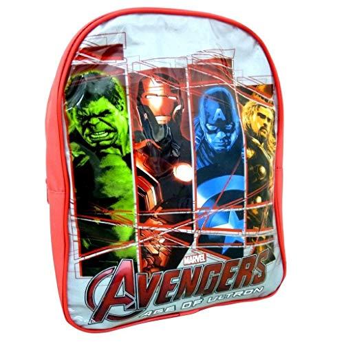 Age de personnage Ultron garçon Marvel Avengers Grand Sac à Dos École Sac À Dos