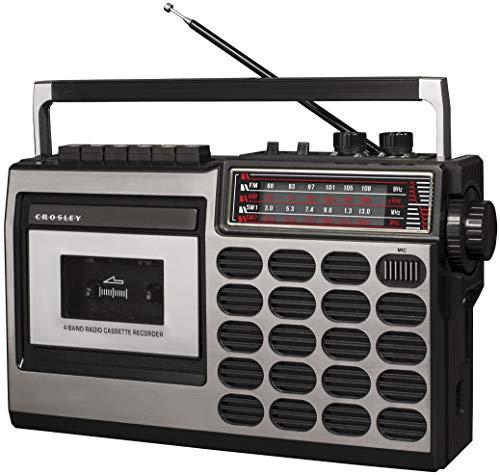 Radio Cassette  marca Crosley