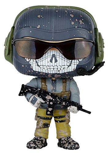 POP! Vinilo - Games: Call of Duty: Lt. Simon Ghost Riley