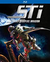 スターシップ・トゥルーパーズ インベイジョン (初回生産限定) [Blu-ray]