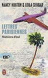 Lettres parisiennes: Histoires d'exil (Littérature française (5394)) (French Edition)
