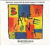 FREDDIE MERCURY MONTSERRAT CABALLÉ Barcelona 2CD Digipack CD Audio