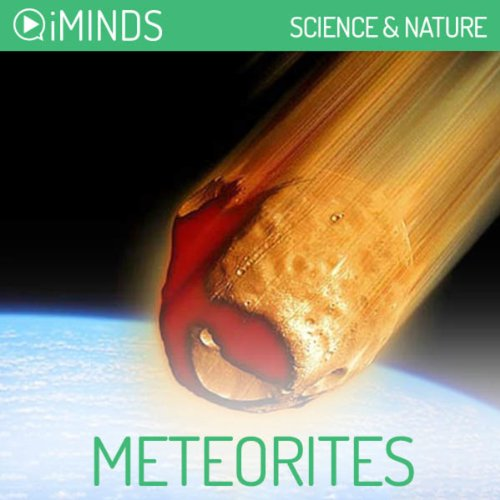 Meteorites audiobook cover art