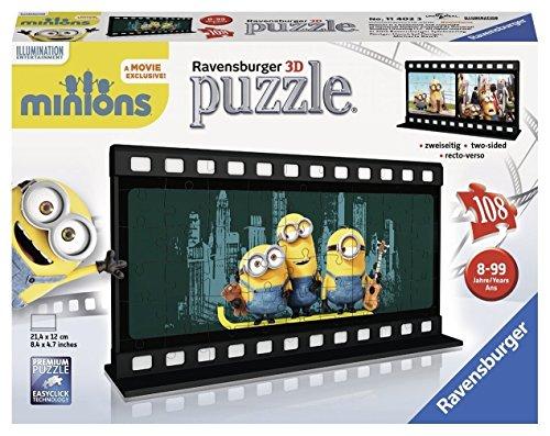 Puzzle 3D 108 Piezas MINIONS