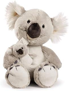 "NICI Koala 10"" Plush with 3"" Baby"