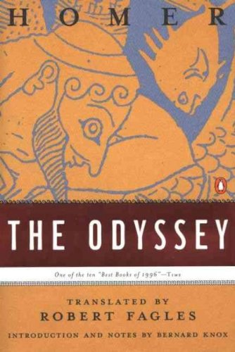The Odyssey. Translated By Robert Fagles. Introduction and Notes By Bernard Knox.