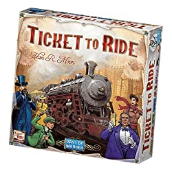 top 10 family board games ticket to ride box