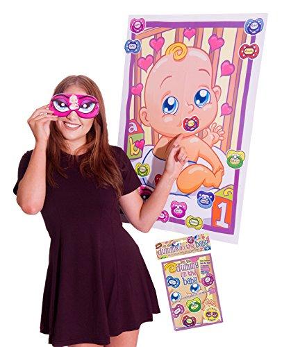 Alandra Party Schnuller auf das Baby Spiel