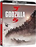 Godzilla (2014) - Steelbook 4k UHD [Blu-ray]