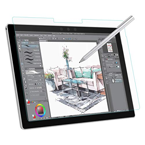 MoKo Paper Like Matte Screen Protector for Surface Pro 4-7