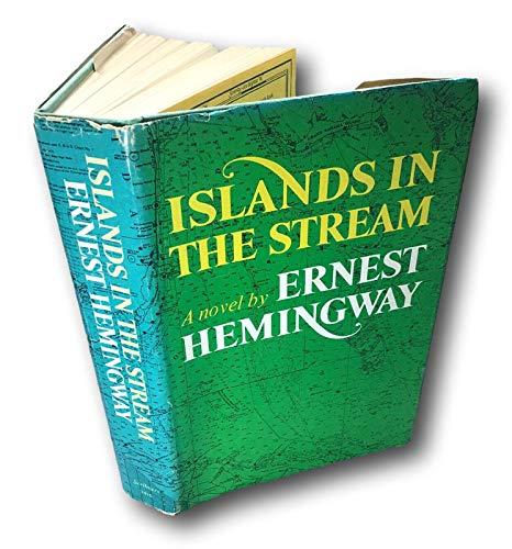 Rare Hemingway Islands in the Stream 1970 BOMC HCDJ Good