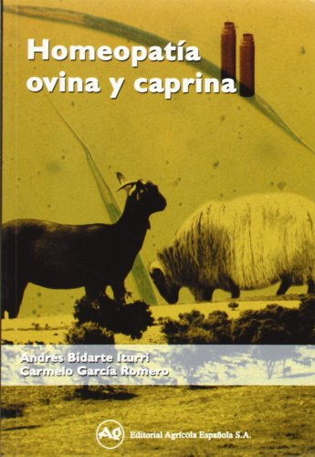 HOMEOPATIA OVINO Y CAPRINA