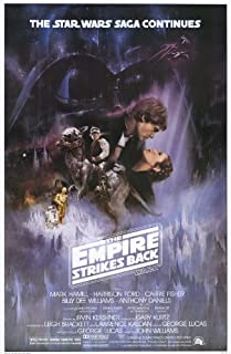 Movie Posters 11 x 17 The Empire Strikes Back