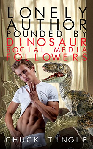 Lonely Author Pounded By Dinosaur Social Media Followers
