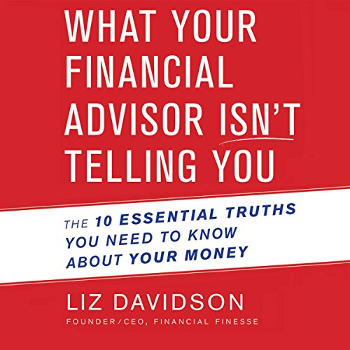 What Your Financial Advisor Isn't Telling You audiobook cover art