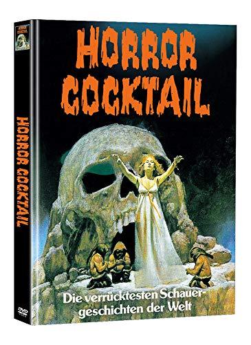 Horror Cocktail - Die verrücktesten Schauergeschichten - Mediabook - Limited Edition auf 55 Stück (Bonus-DVD mit weiterem Horrorfilm)