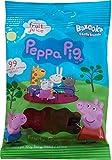 Peppa Pig Gominolas de Fruta Mixed Afrutado Gummies 4x 45g...
