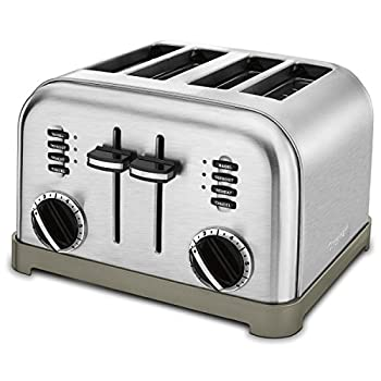 Cuisinart CPT-180P1 Metal Classic 4-Slice toaster Brushed Stainless