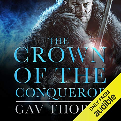 The Crown of the Conqueror Audiobook By Gav Thorpe cover art