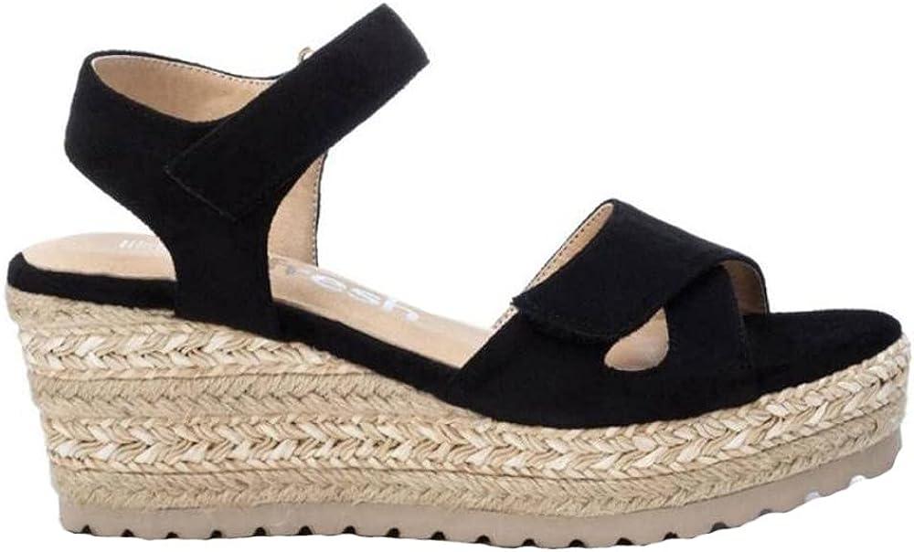 Max 87% OFF REFRESH Women's Sandals Tulsa Mall Platform