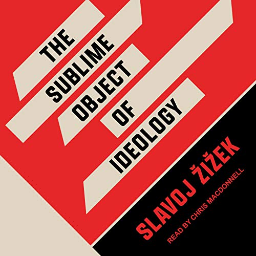 Couverture de The Sublime Object of Ideology