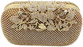 Bag For Women,Gold - Clutches