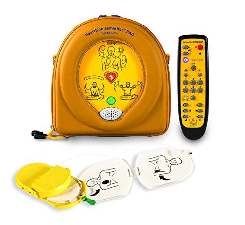 MedX5 Übungs- und Trainingsdefibrillator (AED) PAD 500P Trainer Defibrillator von HeartSine