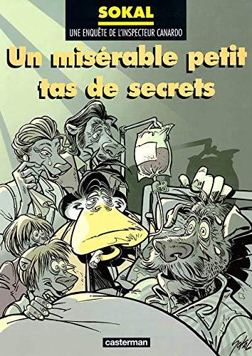 L'Inspecteur Canardo, tome 11 : Un misérable petit tas de secrets