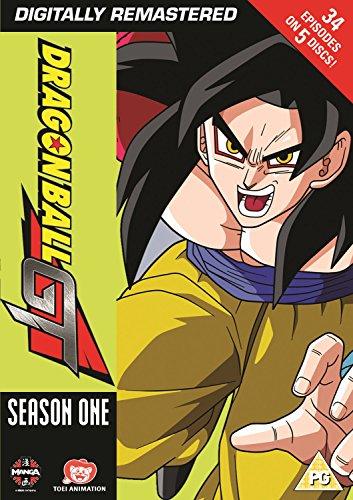 Dragon Ball GT-Season 1 (5 DVD) [Edizione: Regno Unito] [Import]