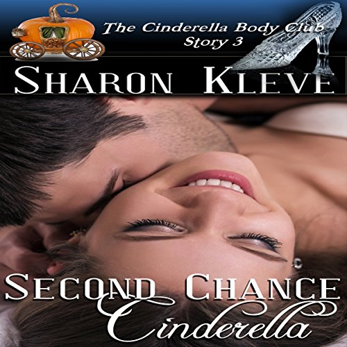 Second Chance Cinderella audiobook cover art