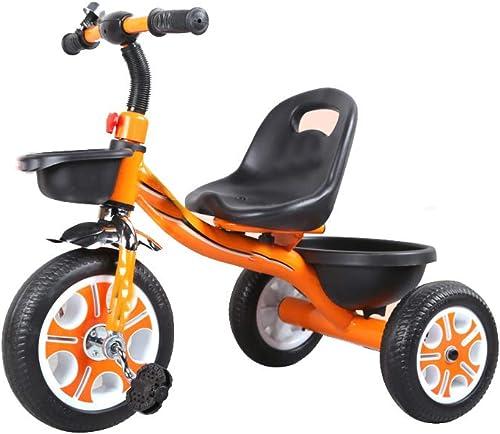 Kinder Dreirad Fahrrad 1-3 Jahre alt Kinderwagen Kinderwagen Pedal Auto
