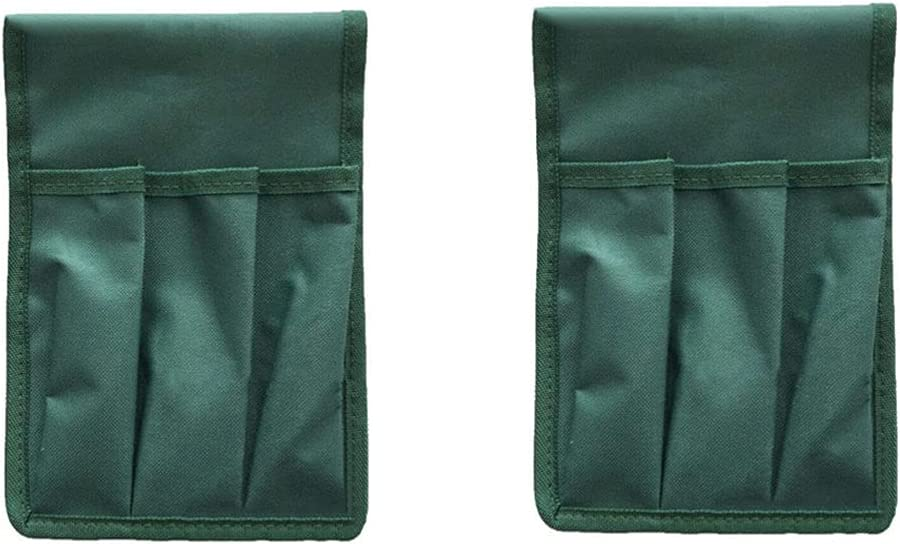 Yardwe 2Pcs Garden Tool Pouch Pockets National products Side Kneeler F Excellent Seat