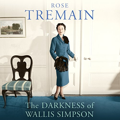 The Darkness of Wallis Simpson audiobook cover art