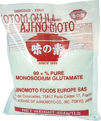 Ajinomoto Glutammato monosodico - 454 gr