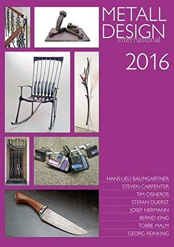 MetallDesign international. Hephaistos-Jahrbuch / MetallDesign International. Hephaistos-Jahrbuch: 2016