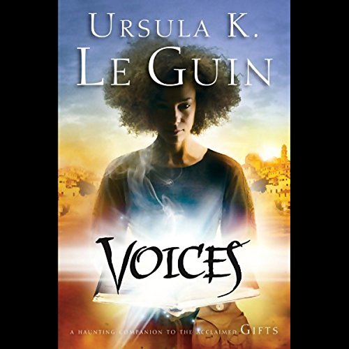 Couverture de Voices