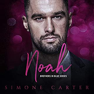 Noah     Brothers in Blue Series, Book 3              By:                                                                                                                                 Simone Carter                               Narrated by:                                                                                                                                 Lissa Blackwell                      Length: 3 hrs and 9 mins     2 ratings     Overall 4.5