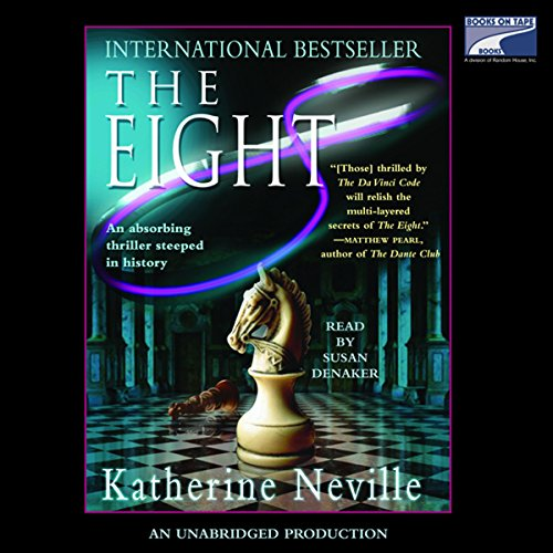 The Eight audiobook cover art