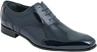 FENATTI-ALMANSA Zapato Cordones Piel CHAROL-40038-N