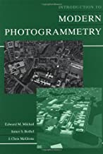 Best introduction to modern photogrammetry mikhail Reviews