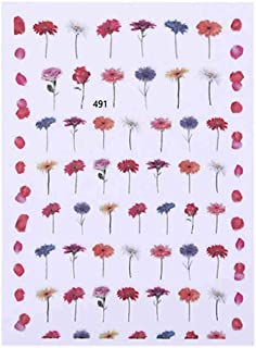 CakeLY Nail stickers nail designs New Nail Jewelry Nail Sticker Antique Wind Waterproof Applique Nail Patch