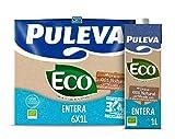 Puleva Leche Ecológica Entera Bio - Pack 6 x 1 L - Total: 6 L